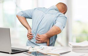 rugpijn hernia